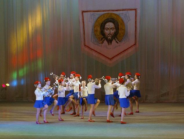 С нами Путин и Христос